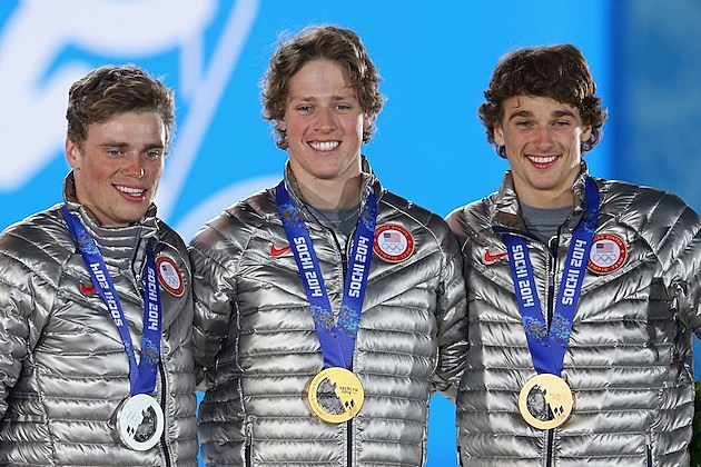U.S. Men's Slopestyle Sweep