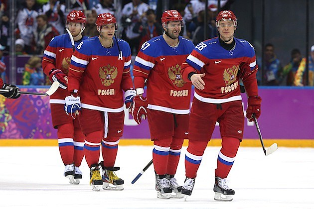 Ice Hockey - Winter Olympics Day 11 - Russia v Norway