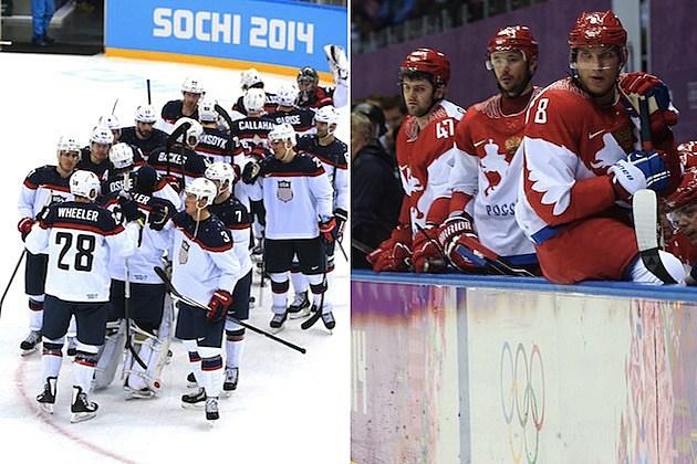 Sochi Winter Olympics Recap  2-19