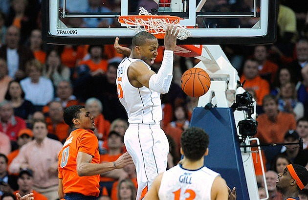 Syracuse v Virginia