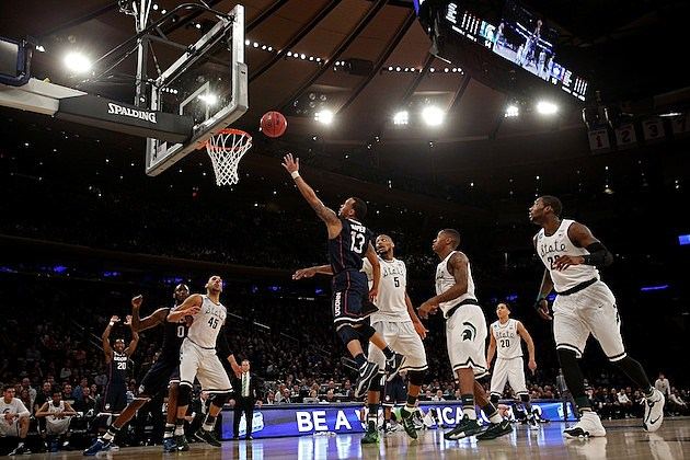 NCAA Basketball Tournament - Regionals - New York