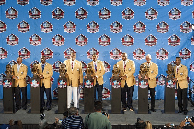 NFL Class of 2014 Enshrinement Ceremony