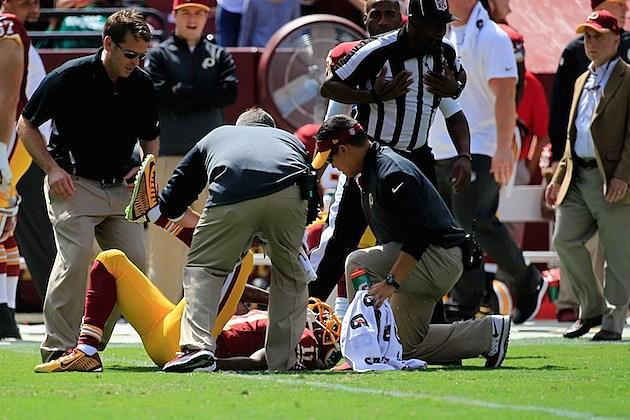 DeSean Jackson injury