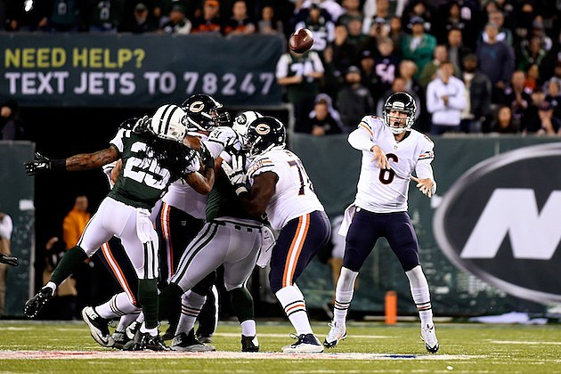 Chicago Bears v New York Jets