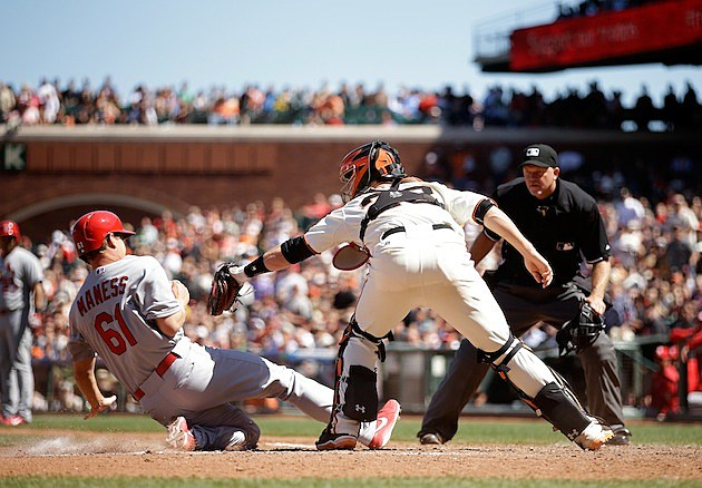 St. Louis Cardinals v San Francisco Giants