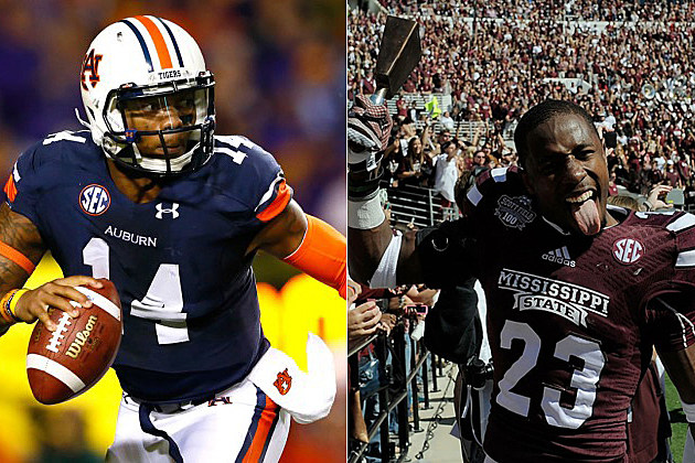 Auburn vs Mississippi State October 11