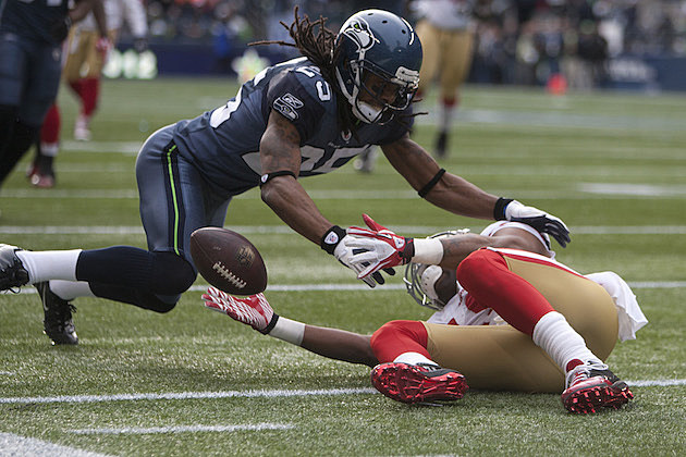 Richard Sherman Michael Crabtree