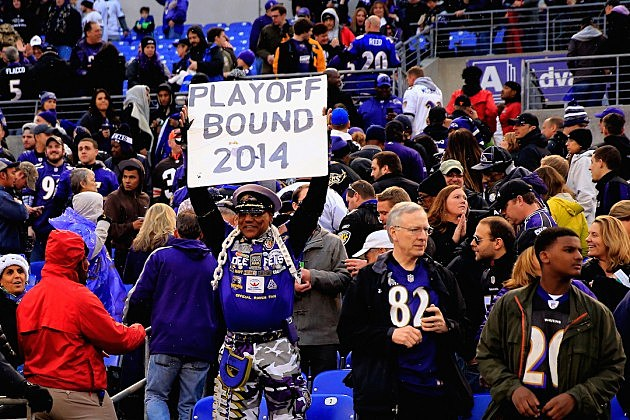 Ravens Playoffs