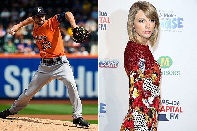 Houston Astros, Taylor Swift