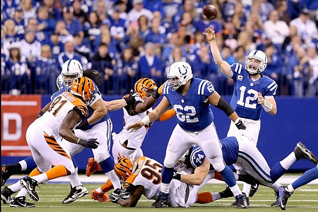 Wild Card Playoffs - Cincinnati Bengals v Indianapolis Colts