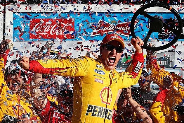 Joey Logano, Daytona 500