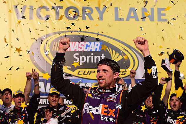 Denny Hamlin  NASCAR All-Star Race