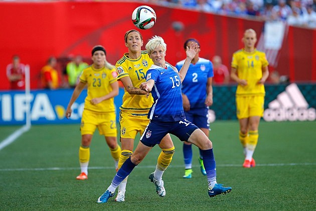 USA v Sweden: Group D - FIFA Women's World Cup 2015