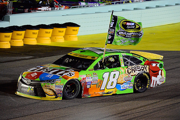 Kyle Busch, NASCAR Sprint Cup Series Ford EcoBoost 400