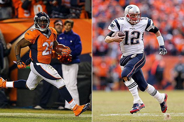 C.J. Anderson, Tom Brady