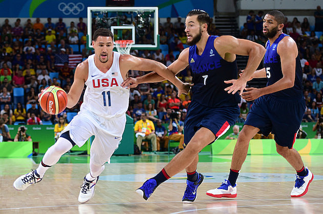 Basketball - Olympics: Day 9