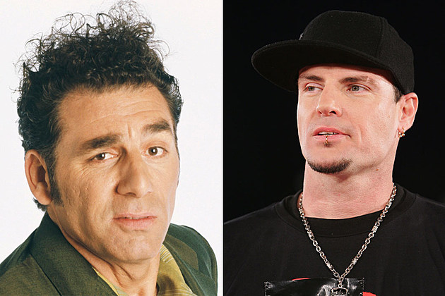Michael Richards, Vanilla Ice