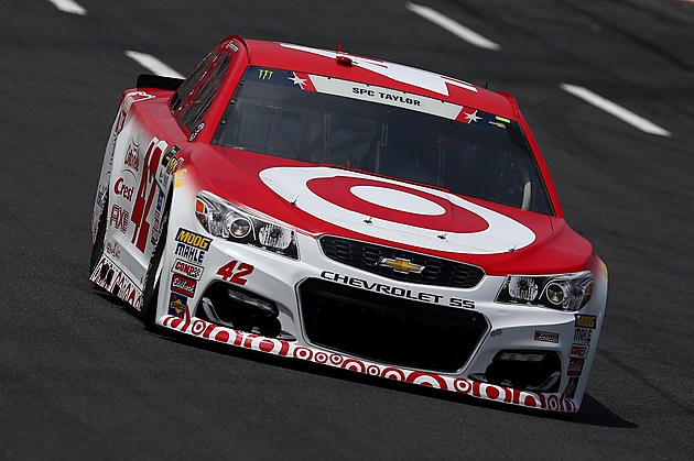 Charlotte Motor Speedway Monster Energy NASCAR Cup Series Coca-Cola 600 - practice