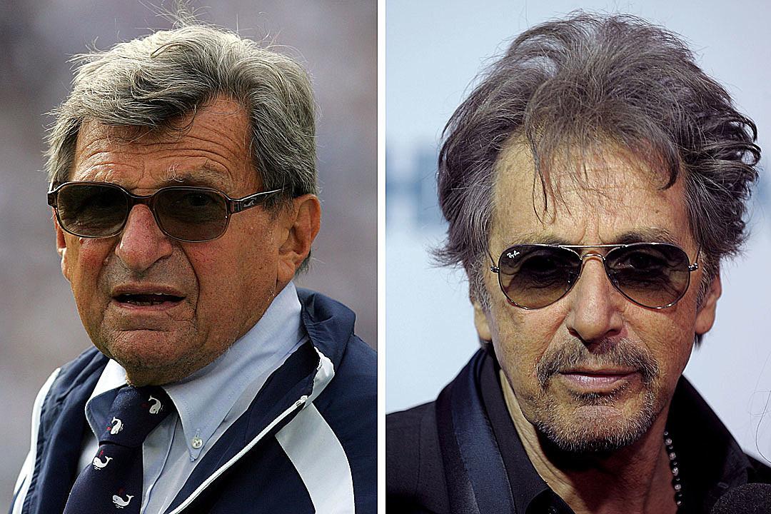 Joe Paterno, Al Pacino